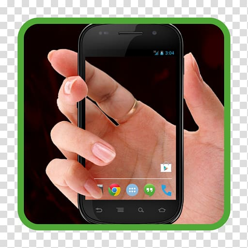 Smartphone Mobile Phones Android Xray Scanner Prank Screen.