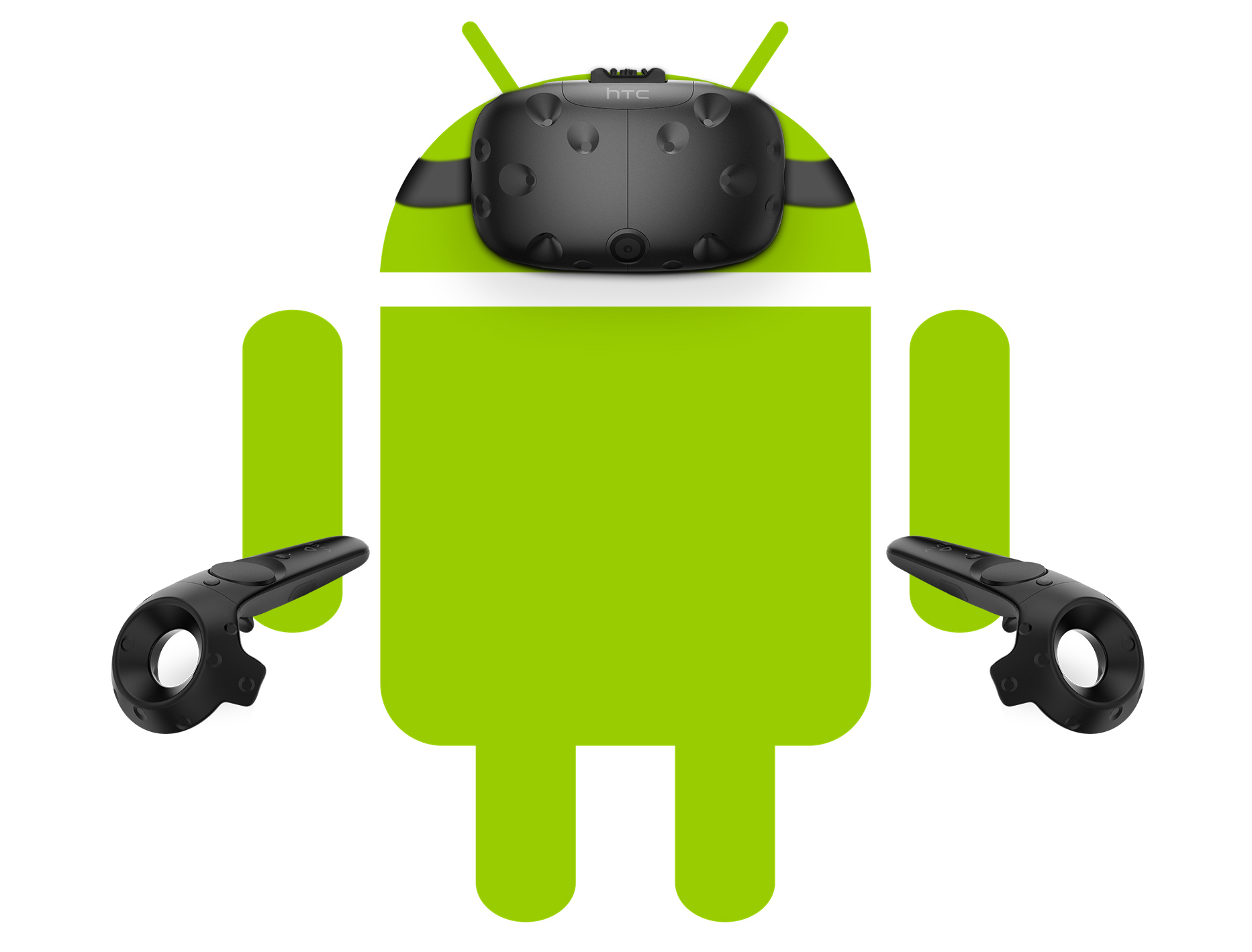Android N takes baby steps toward becoming a virtual reality.