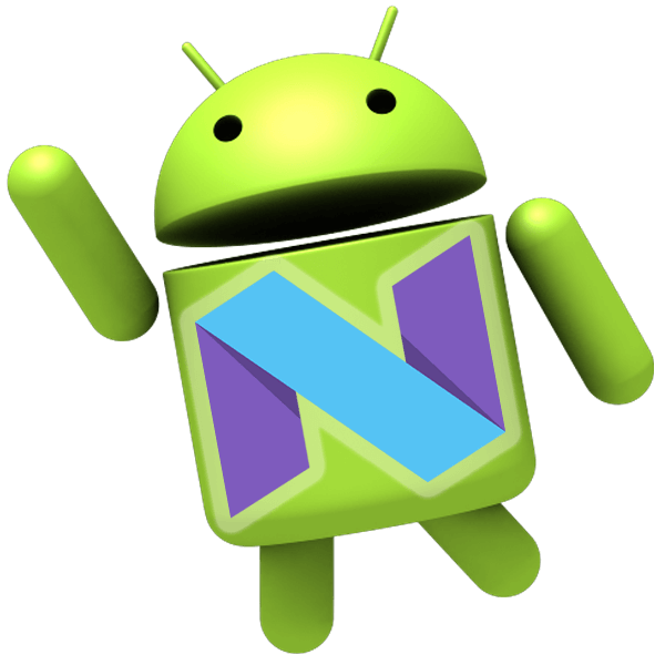 Android n logo download free clip art with a transparent.
