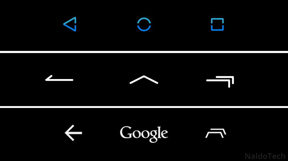 How To Theme Nexus 6 Navigation Bar (Soft Keys).