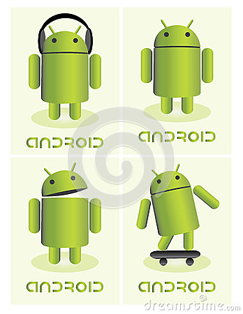 Android Editorial Image.