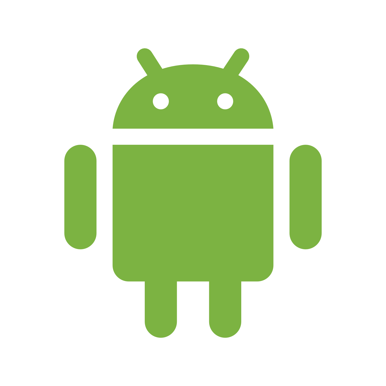 Android OS Icon.