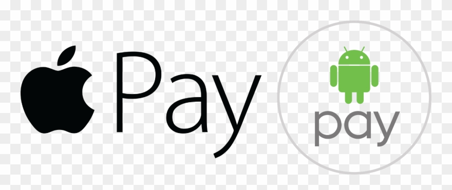 Apple Pay Png Clip Art Black And White.