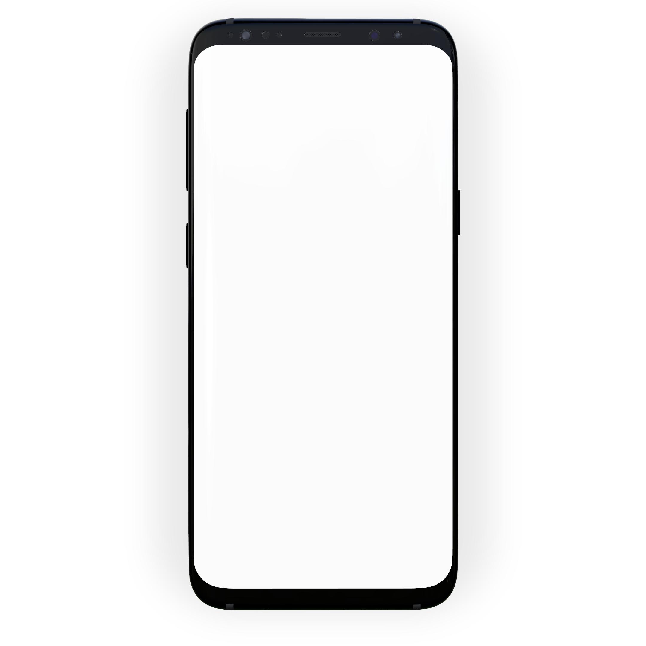 Phone mockup in 3D, 2D in 1 billion angles.