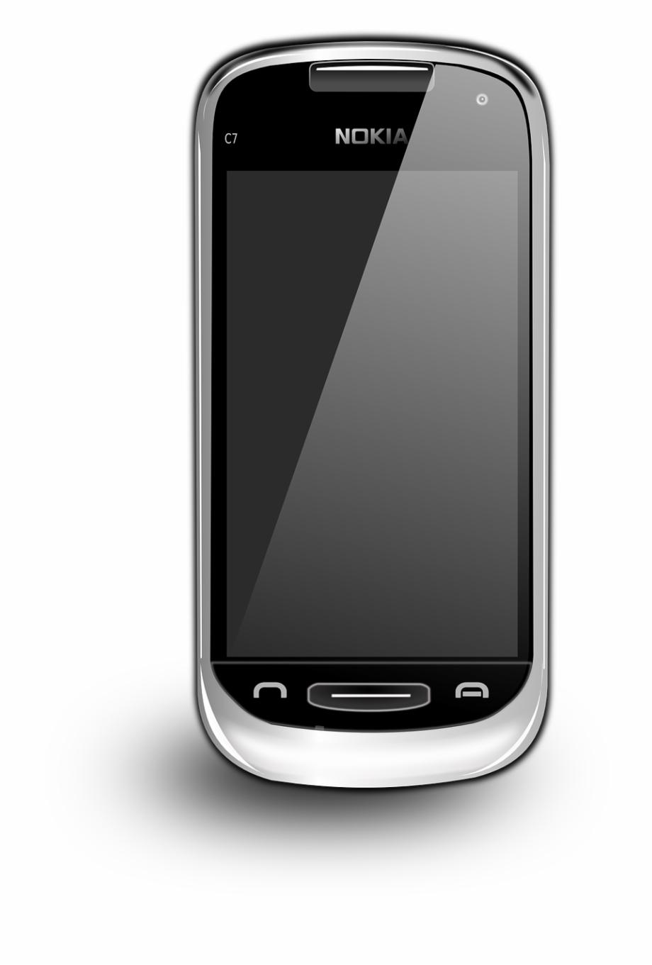 Nokia C Phone Icon Android Art 555px.