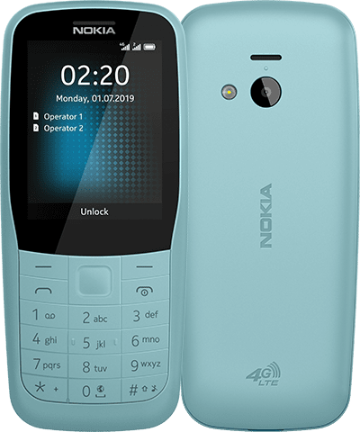 Nokia phones with Android™.