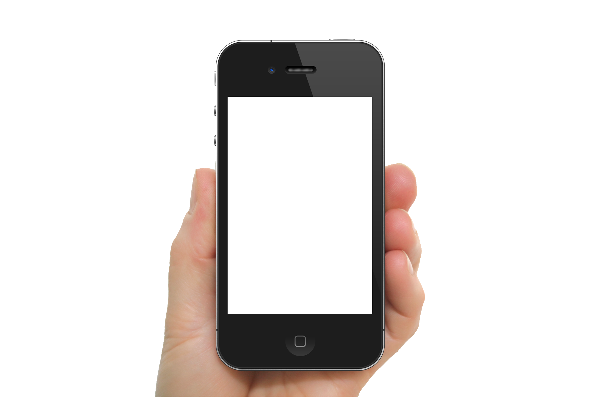 Mobile In Hand PNG Transparent Mobile In Hand.PNG Images..
