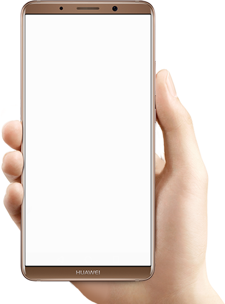 Download Phone In Hand Png Image.