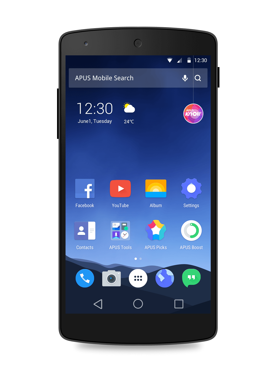 Android Launcher, APUS Launcher for Android, Fast & Simple.