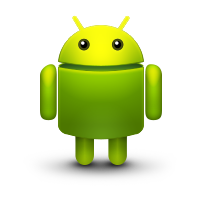 Android logo PNG images free download.