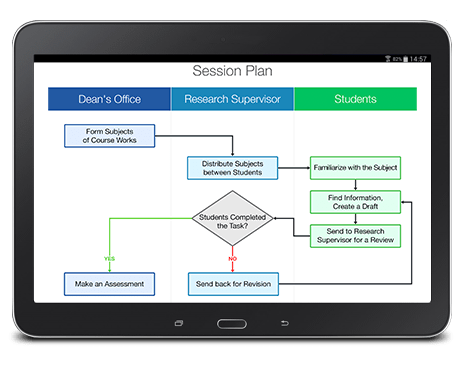 Visio Viewer for Android.