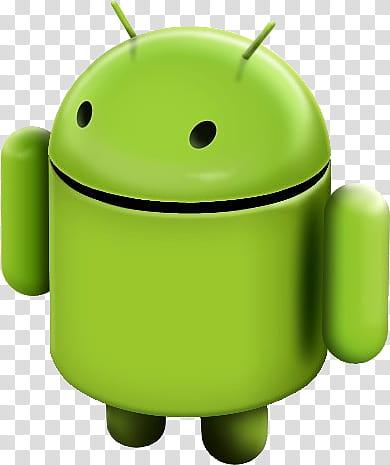 Rhor v Part , Android robot transparent background PNG.