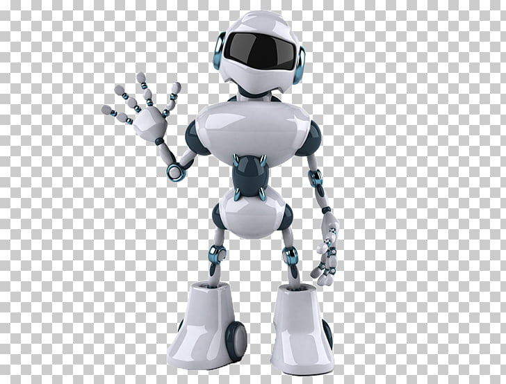 Humanoid robot Android, robot PNG clipart.