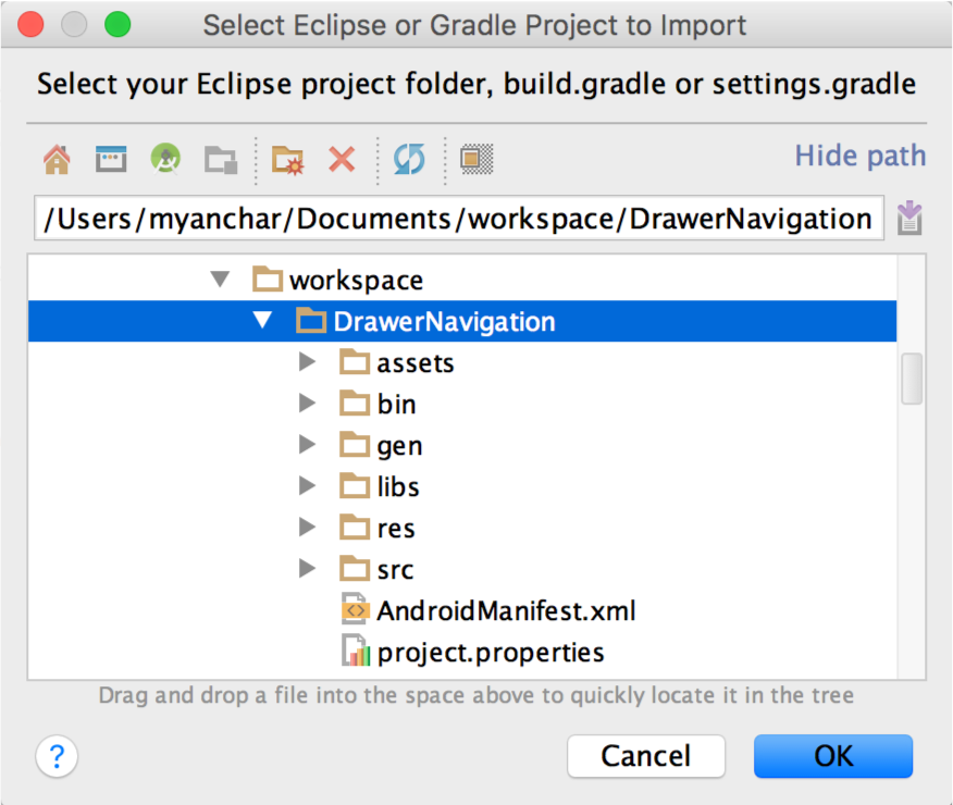 Migrate to Android Studio.