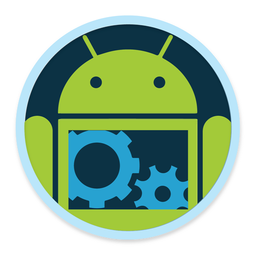 Android Studio icon 1024x1024px (ico, png, icns).
