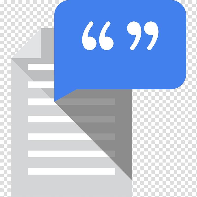 Google Text.