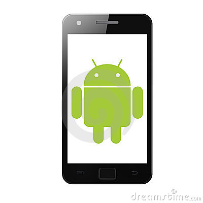 Clipart for android phones.