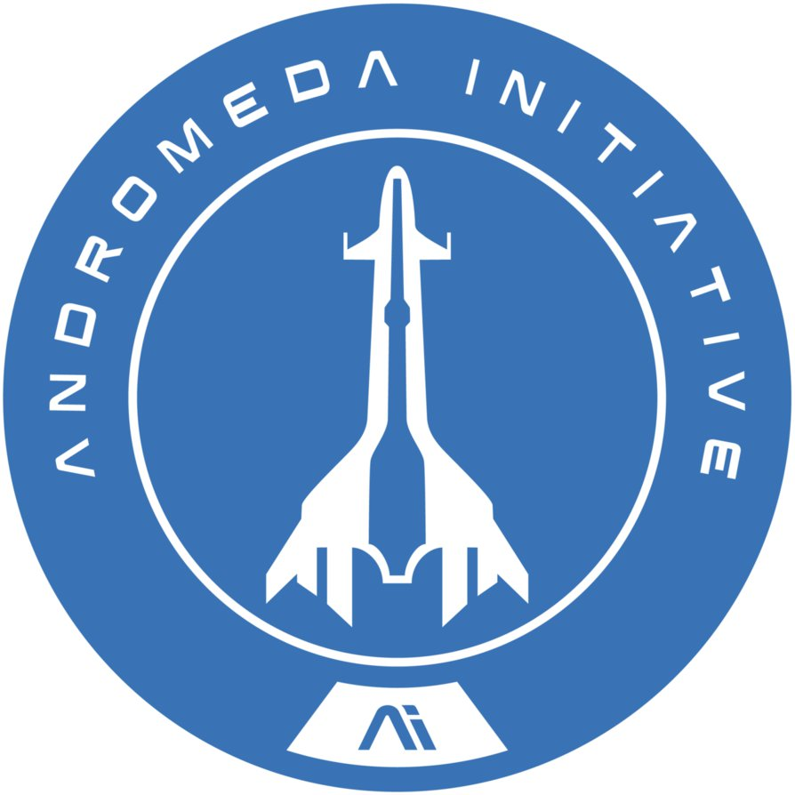 Andromeda Initiative Tempest Logo : masseffect.