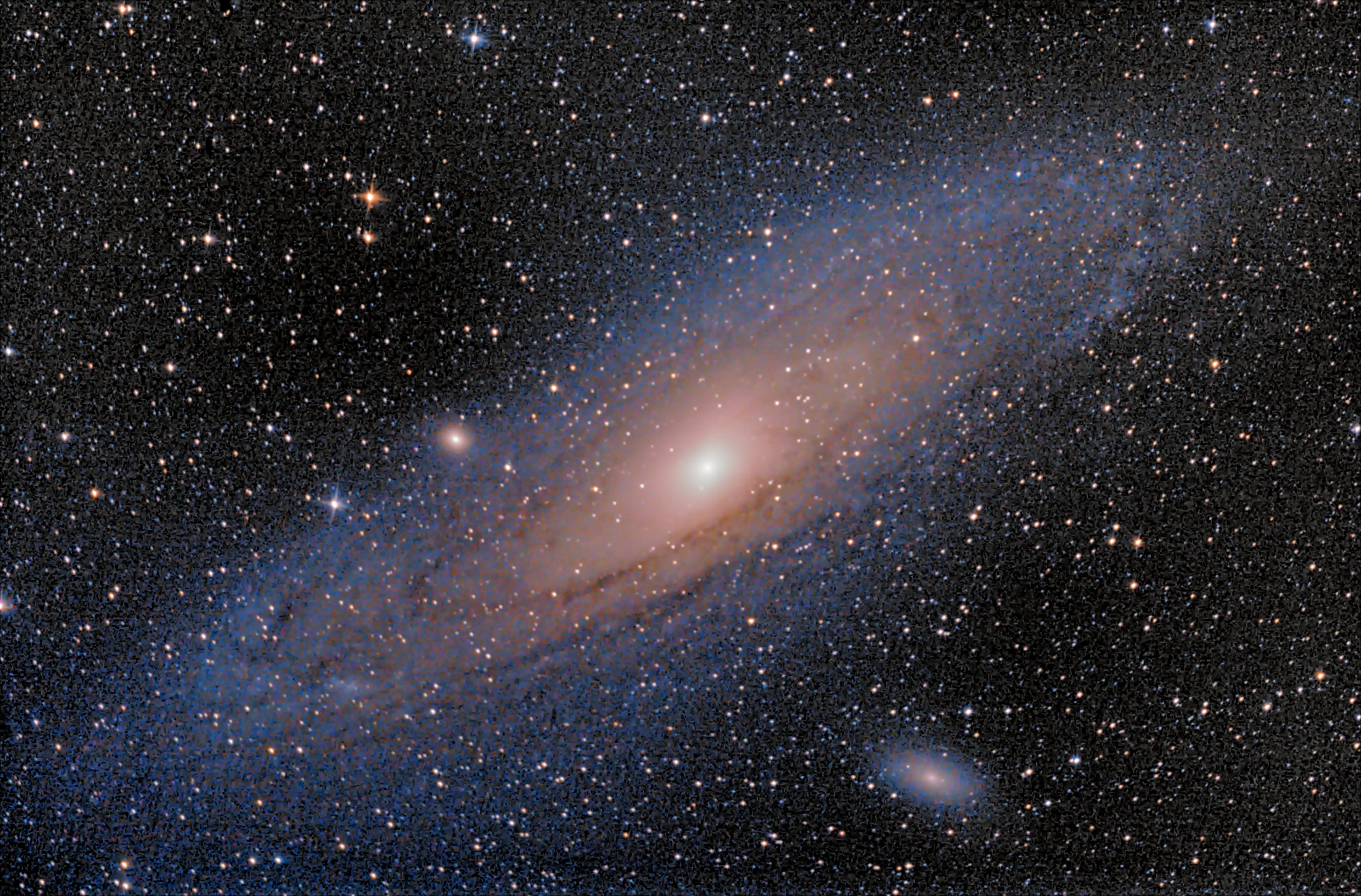 Andromeda Galaxy.