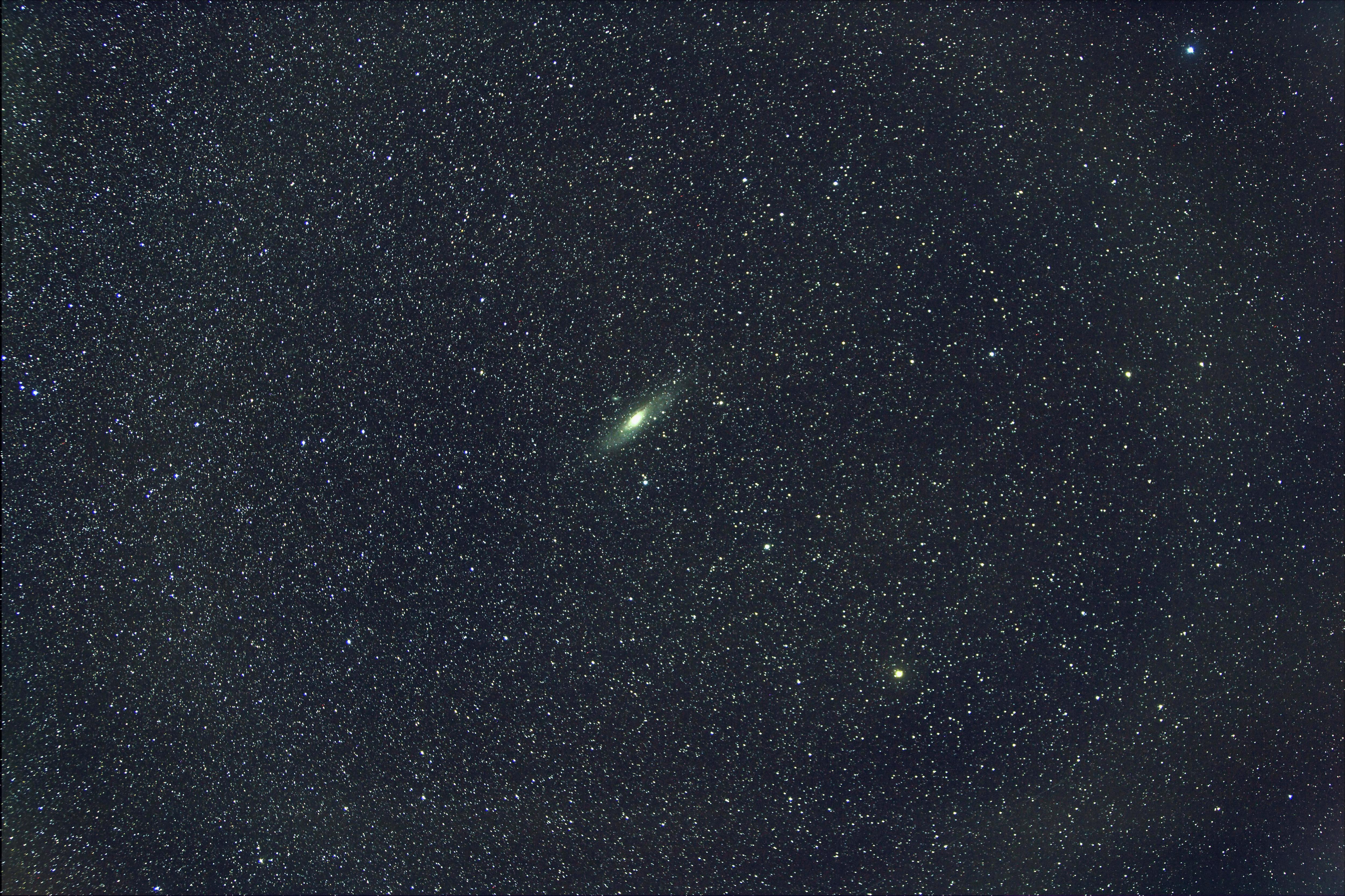 M31 The Andromeda Galaxy Wallpaper.