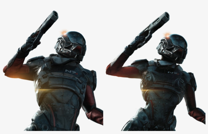 Mass Effect Andromeda Png.
