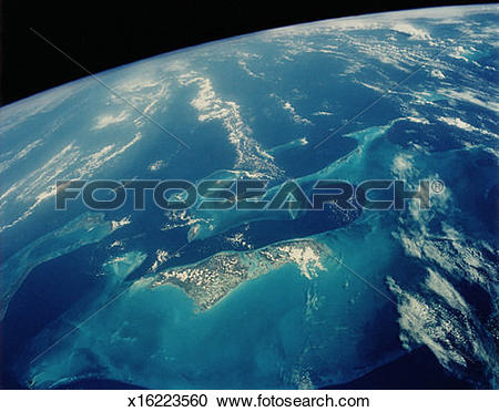 Stock Photography of Aerial of Andros Island x16223560.