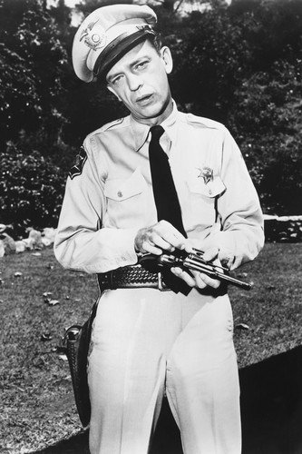 Don Knotts The Andy Griffith Show as Barney Fife 24X36 Poster.