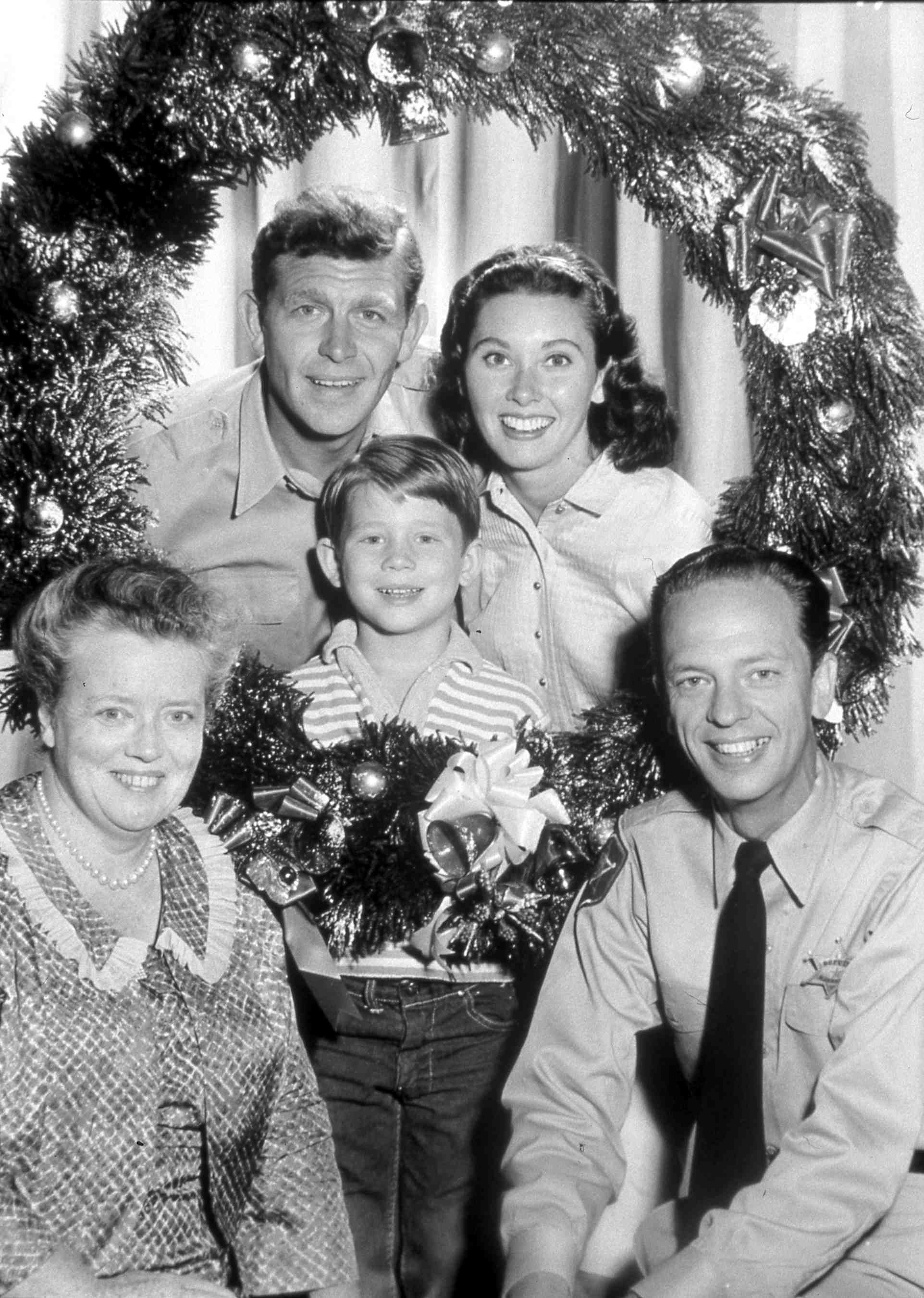 """TV Land, """"the Andy Griffith Show"""" CBS Archive Photo."""