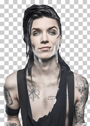 59 andy biersack PNG cliparts for free download.