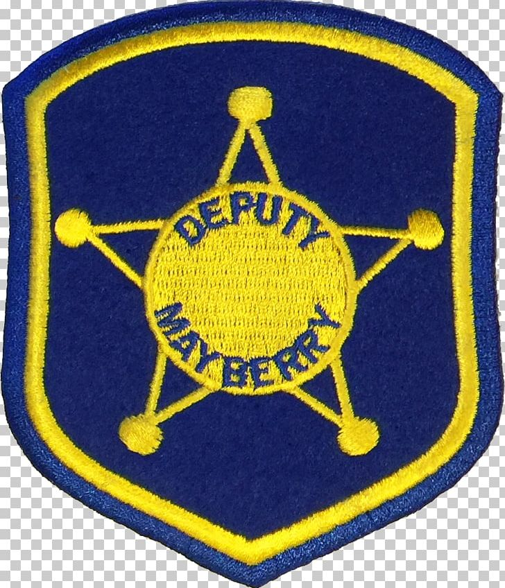 Mayberry Badge Barney Fife United States Sheriff PNG.