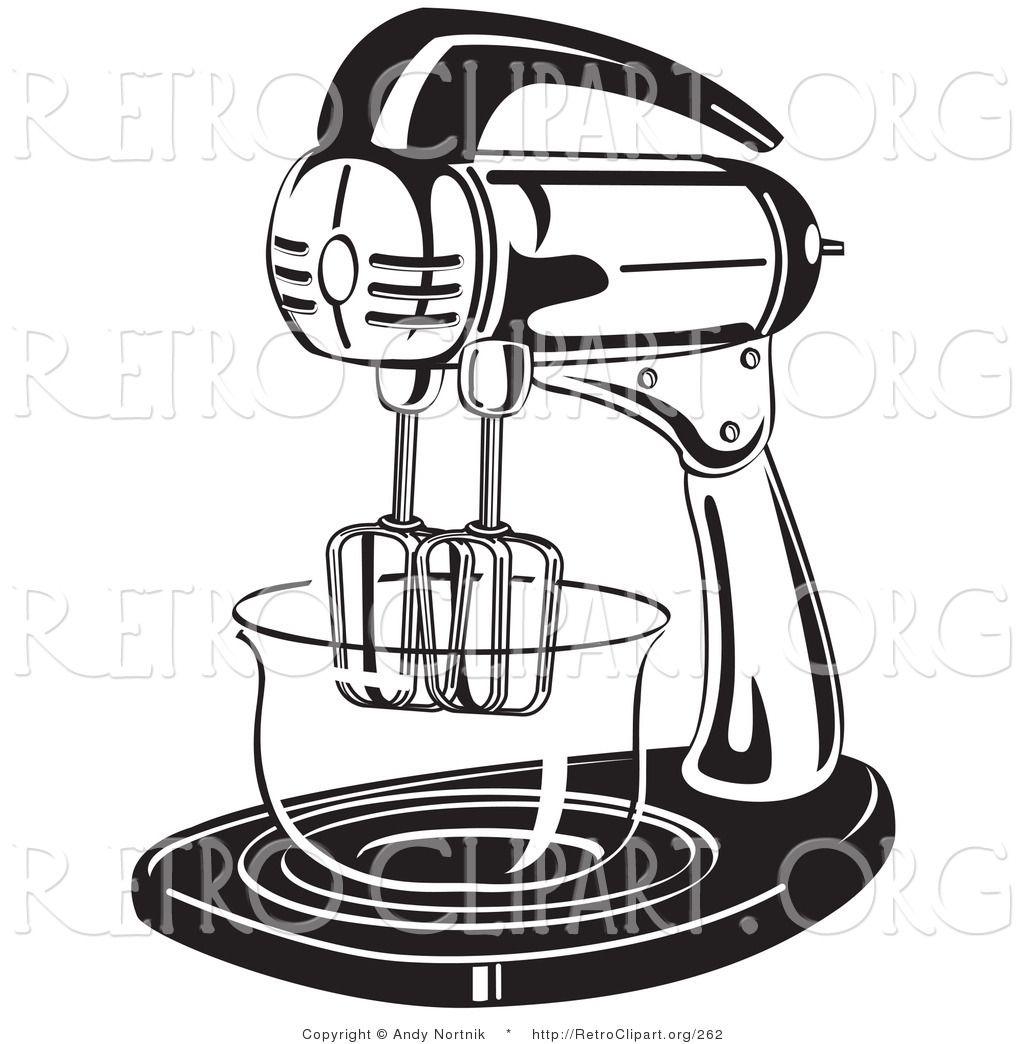 Free Printable Kitchen Clip Art.