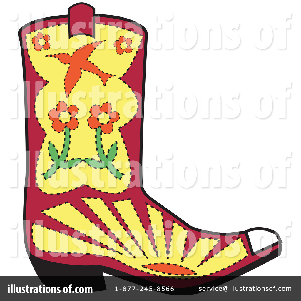 Boot Clipart #14809.