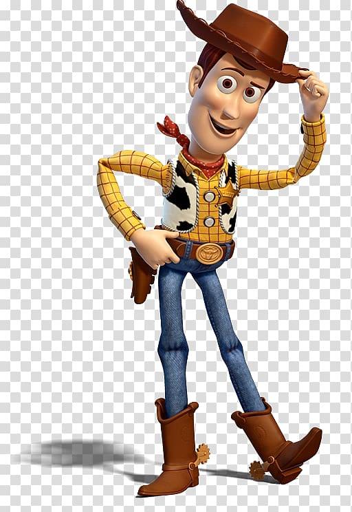 Woody from Toy Story illustration, Sheriff Woody Jessie Buzz.