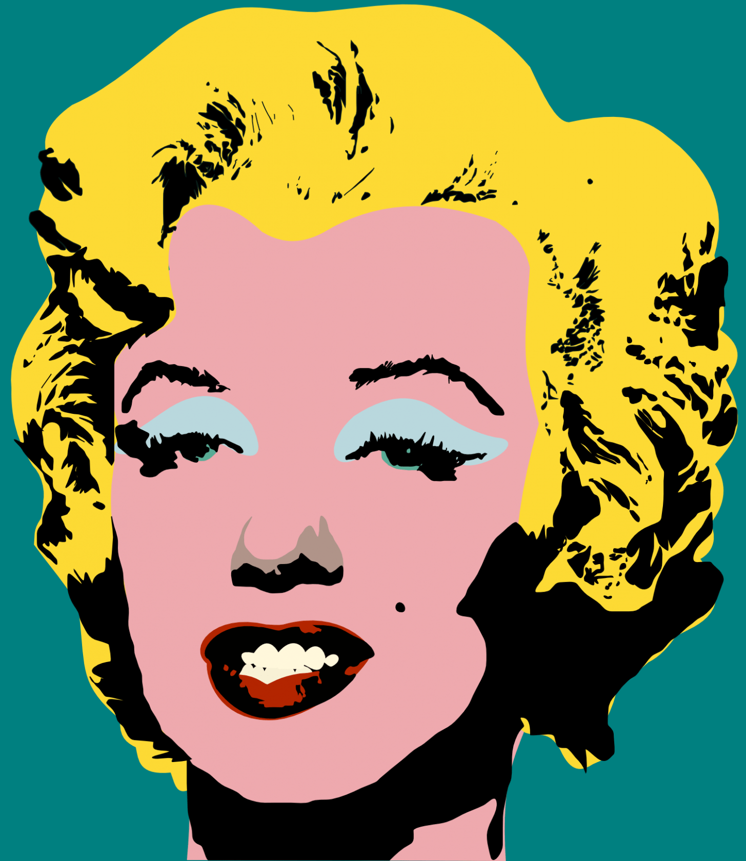 Works Of Andy Warhol And Some Facts About Pop Art.