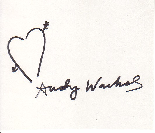 Andy warhol clipart.