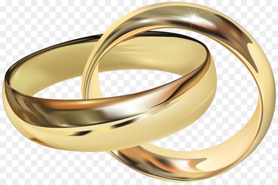 Anello di nozze di Matrimonio Clip art.