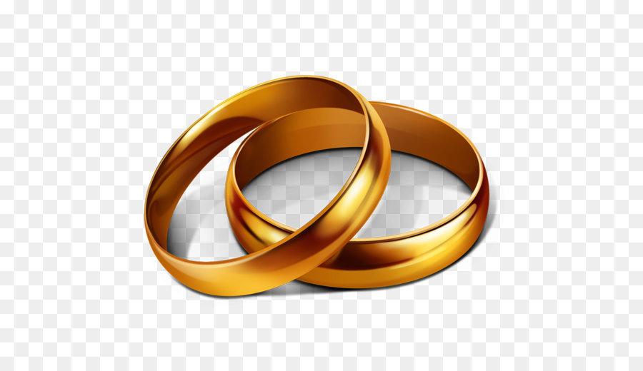 Anello di nozze anello di Fidanzamento di Nozze invito Clip.