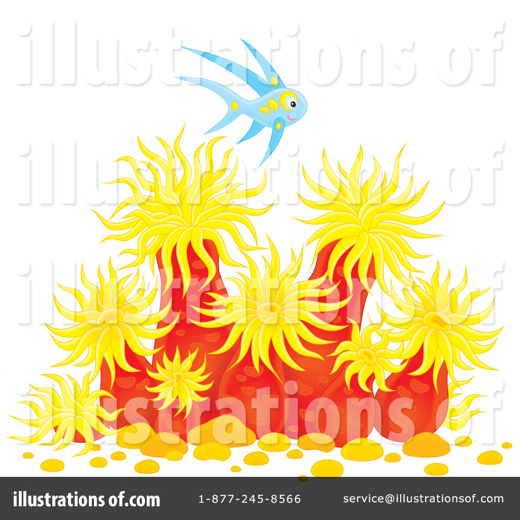 Sea Anemones Clipart #1093110.