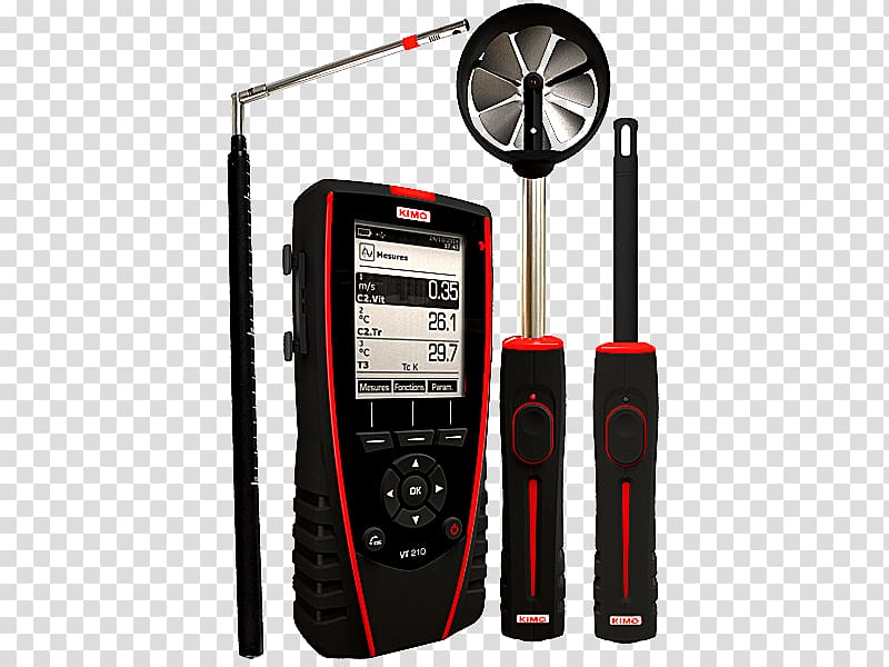 Anemometer Thermometer Measurement Hygrometer Feature phone.