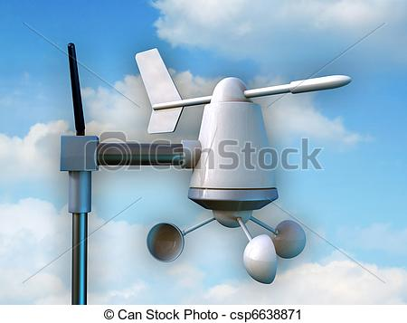 Anemometer Illustrations and Clipart. 88 Anemometer royalty free.