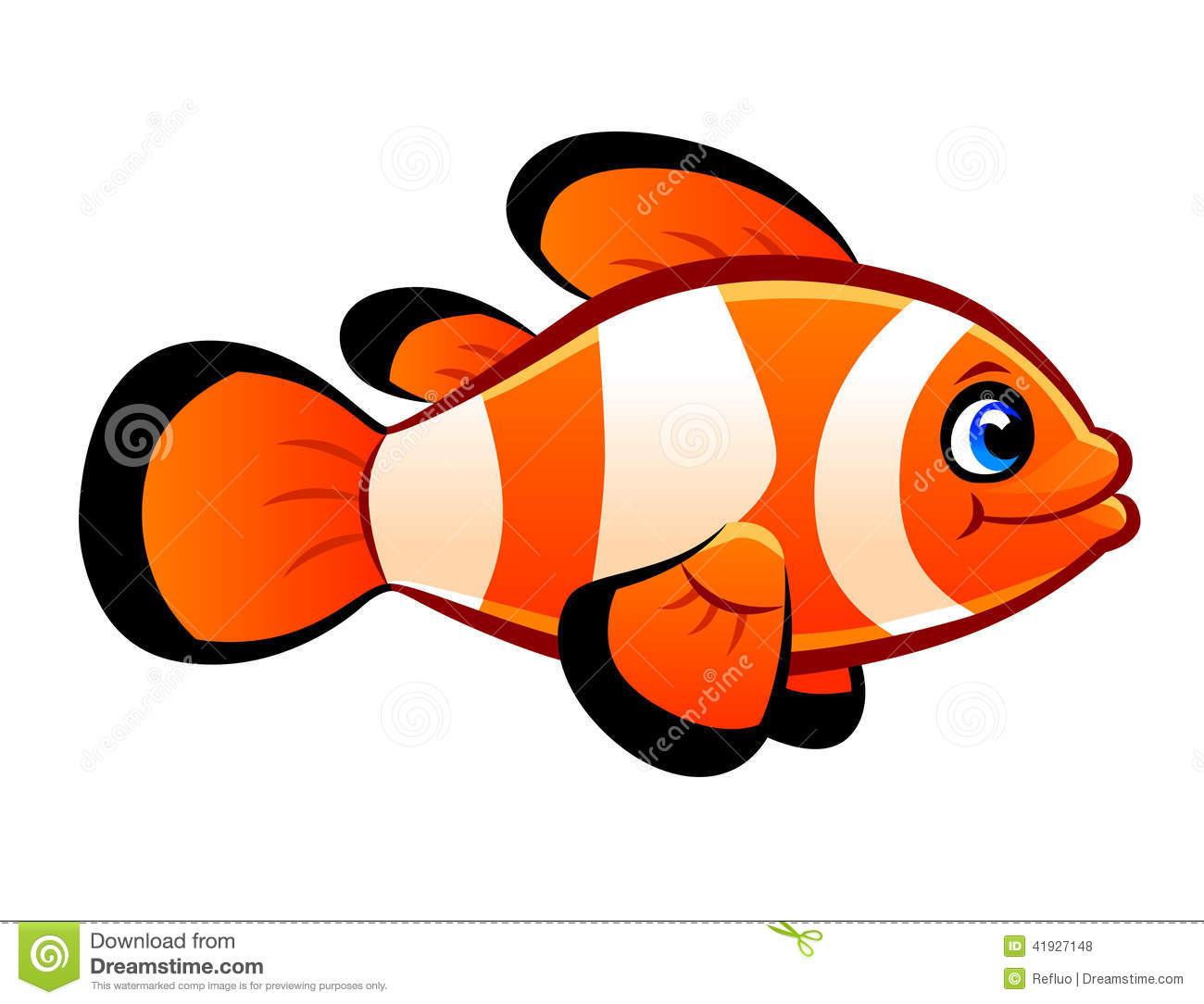 Clownfish Stock Illustrations.