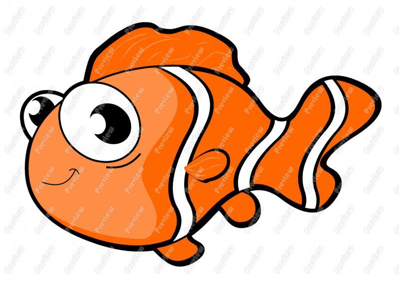 Clownfish Clipart & Clownfish Clip Art Images.