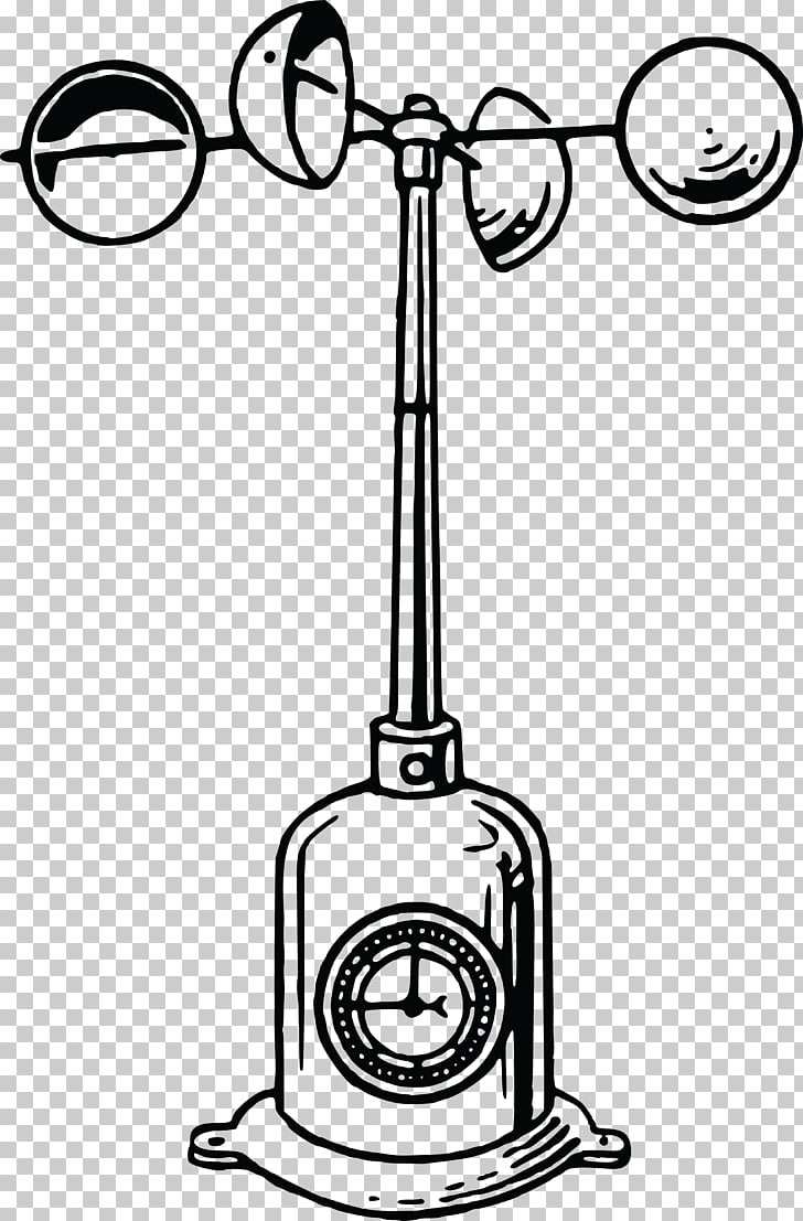 Anemometer Wind Weather station , goose PNG clipart.