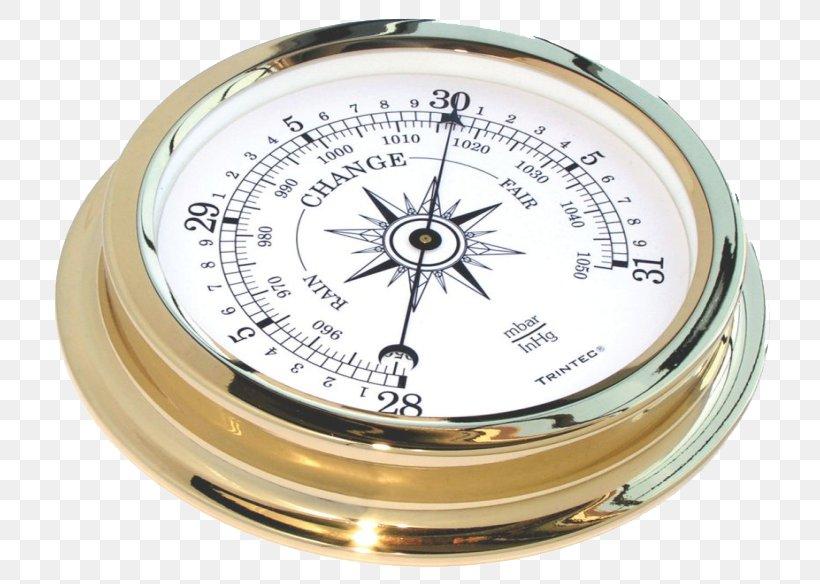 Aneroid Barometer Atmospheric Pressure Hygrometer.