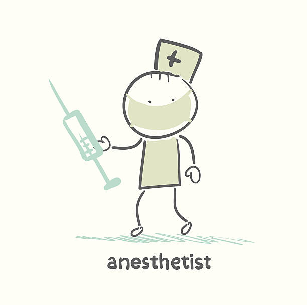 Best Anesthesiologist Illustrations, Royalty.