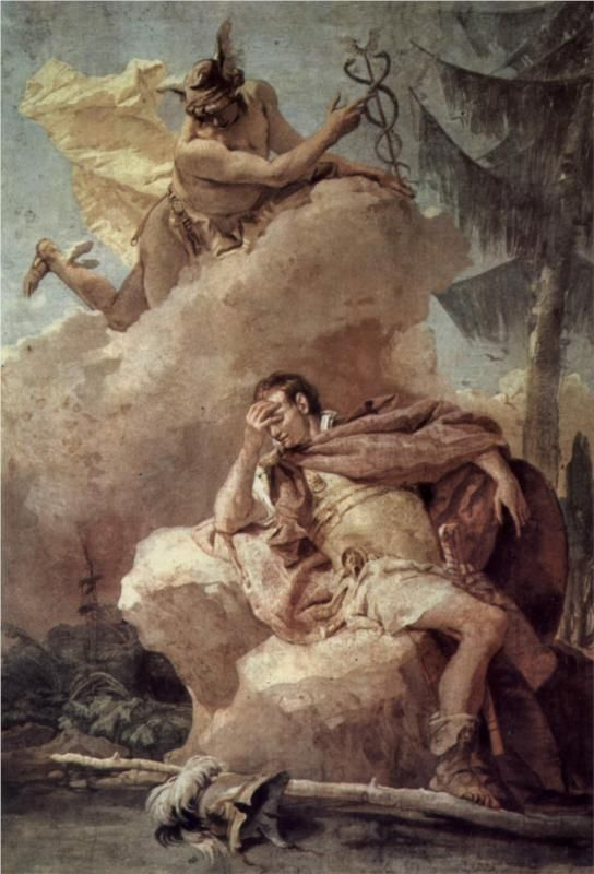 Giovanni Battista Tiepolo.