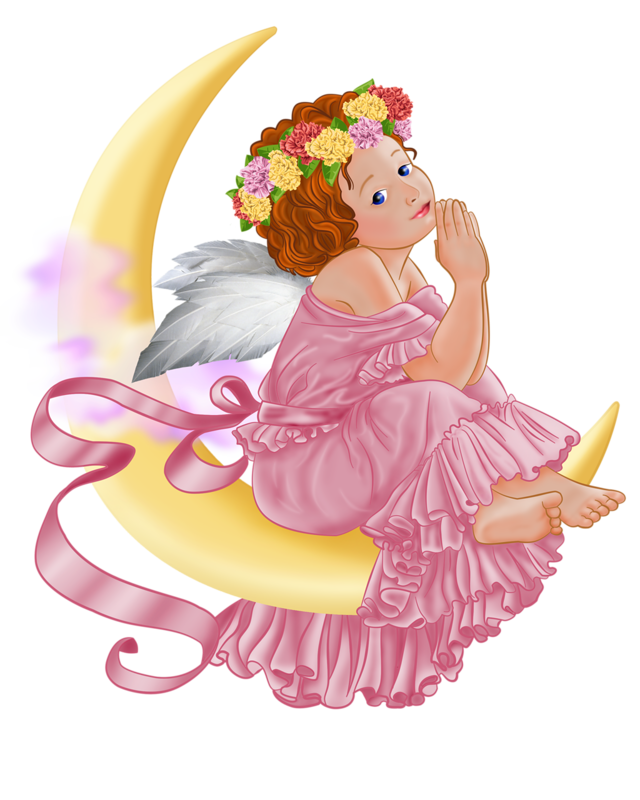 Angel PNG Image.