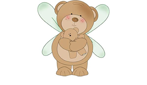 Joey\'s Angel Bear.