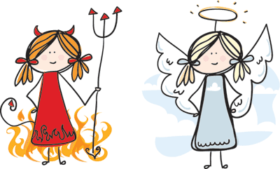 Free Devil Angel Cliparts, Download Free Clip Art, Free Clip.