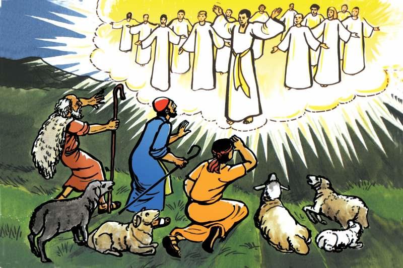 Angels clipart shepherd, Picture #222769 angels clipart shepherd.